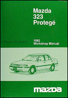 1993 mazda 323 and protege repair shop manual original rh faxonautoliterature com 1993 mazda protege repair manual pdf 1994 mazda protege repair manual