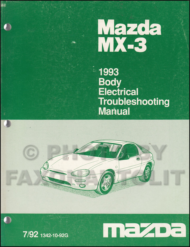 wiring diagram mazda mx3 v6 wiring wiring diagrams