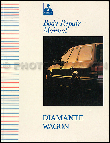 Mitsubishi Diamante Repair Manual