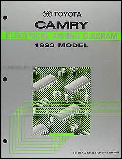 1993 toyota camry wiring diagram manual rh faxonautoliterature com