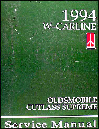 1994 oldsmobile cutlass supreme body parts