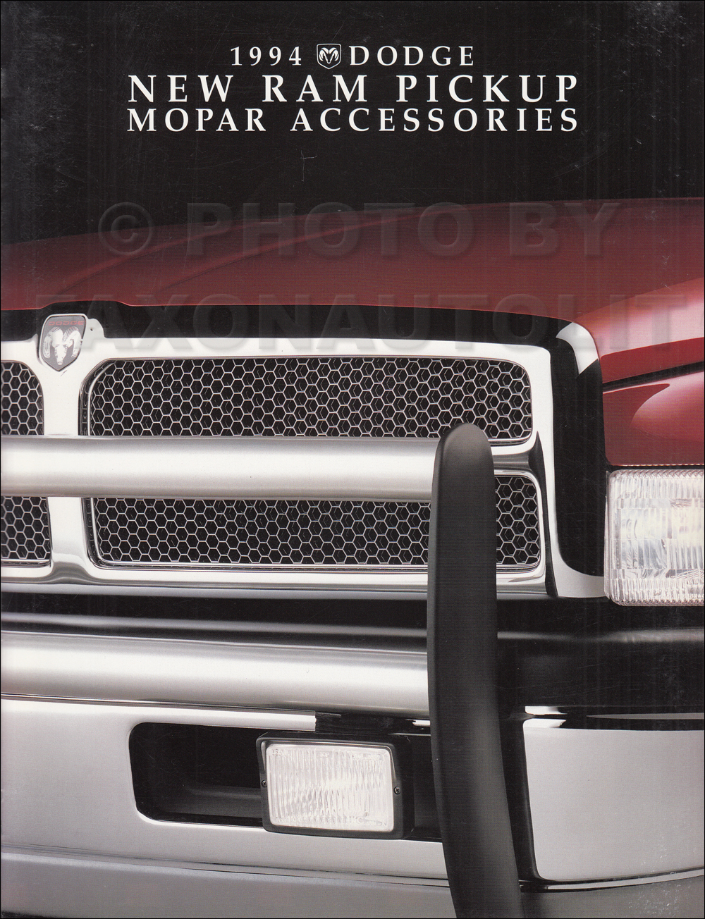 1967 Cadillac Accessory Book Original