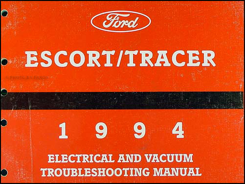 1994 Ford Escort Mercury Tracer Electrical Troubleshooting Manual  Mercury Tracer Wiring Diagram on 1984 mercury topaz, 1984 mercury lynx rs, 1984 mercury bobcat, 1984 mercury comet, 1984 mercury xr7, 1984 mercury ln7, 1984 mercury capri, 1984 mercury marquis, 1984 mercury zephyr, 1984 mercury montego, 1984 mercury colony park, 1984 mercury lynx xr3, 1984 mercury monarch,