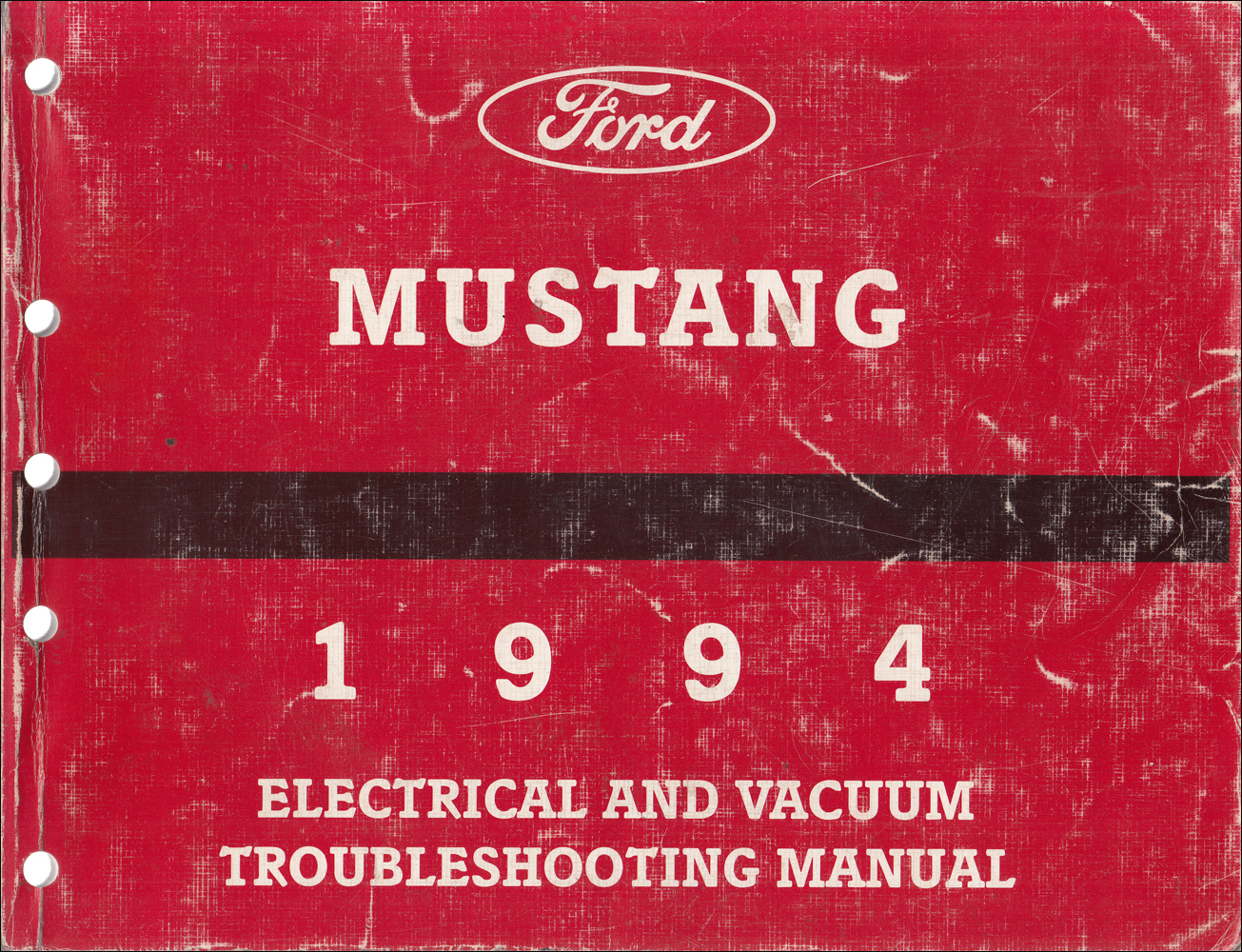 1994 38L Mustang 46L Tbird   Cougar    Engine Diagnosis