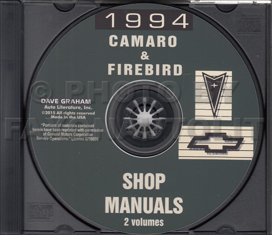 general motors service manual dvd