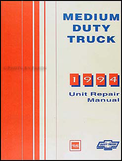 gmc c7000 service manuals shop owner maintenance and repair 1994 chevy gmc medium truck unit repair shop manual topkick kodiak b7 p6