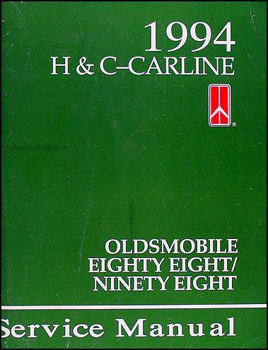 1994 oldsmobile 88 manual