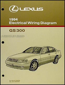 1994 lexus gs 300 wiring diagram manual original rh faxonautoliterature com 1994 lexus es300 radio wiring diagram 1994 lexus gs300 radio wiring diagram
