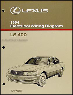 1994 lexus ls 400 wiring diagram manual original lexus is200 electrical wiring diagram pdf