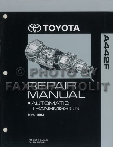 1992 Toyota Land Cruiser Wiring Diagram Manual Original
