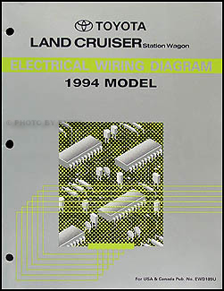 1994 toyota land cruiser wiring diagram manual original Wiring Diagram for 2006 PT Cruiser Engine 1994 Toyota Land Cruiser Wiring Diagram #2