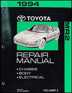 mr2 wiring diagram 1994 wiring diagram 1994 toyota mr2 wiring diagram manual original