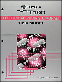 1994ToyotaT100WD 1994 toyota t100 truck wiring diagram manual original 1994 toyota pickup wiring diagram at reclaimingppi.co