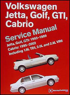 1993 1999 vw jetta golf gti 1995 2002 cabrio bentley