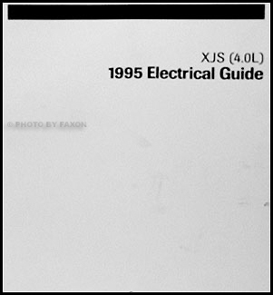 1995 1996 jaguar xjs 40l electrical guide wiring diagram original cheapraybanclubmaster Choice Image