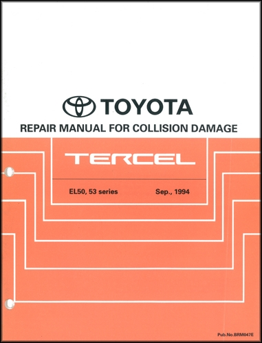 1996 toyota t100 wiring diagram 1996 toyota tercel wiring diagram manual original #6