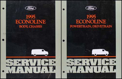 1996 Ford Econoline Owners Manual