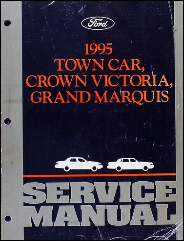 1995 lincoln town car ford crown victoria mercury grand marquis rh faxonautoliterature com 02 Grand Marquis Intake Manifold 1995 mercury grand marquis repair manual pdf