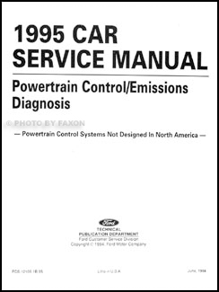 Ford aeromax l9000 shop manual