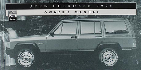 1995 jeep cherokee original owner s manual rh faxonautoliterature com 2000 Jeep Cherokee Repair Manual 2000 jeep cherokee sport factory service manual