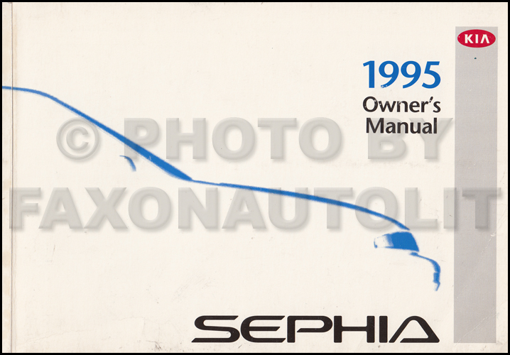 service manual  1995 kia sephia fuse box manual