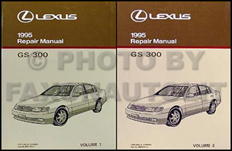 1995 lexus gs 300 repair shop manual original 2 volume set rh faxonautoliterature com 1995 lexus es300 owners manual pdf 1995 lexus es300 owners manual pdf