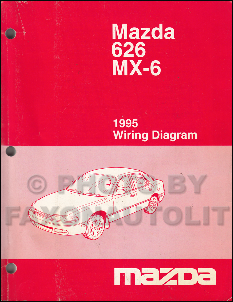 service manual  ac repair diagram 1995 mazda mx 5  1995