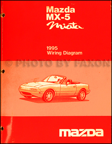 1995MazdaMiataOWD 1995 mazda mx 5 miata electrical wiring diagram original 1995 miata wiring diagram at gsmx.co
