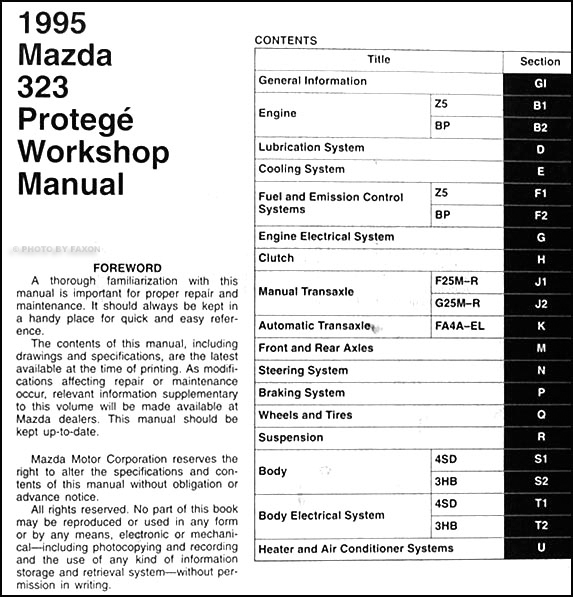 1995MazdaProtegeORM TOC mazda 323 astina wiring diagram efcaviation com mazda 323 ignition wiring diagram at readyjetset.co