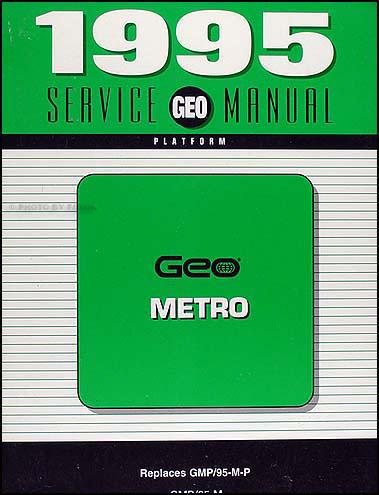 1995 geo metro repair shop manual original rh faxonautoliterature com geo metro repair manual download geo metro repair manual download
