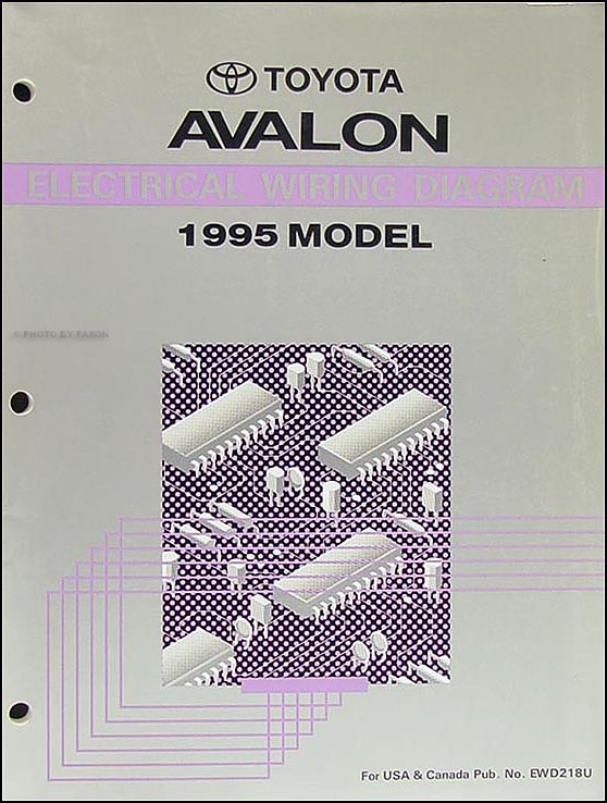 1995ToyotaAvalonETM 1995 toyota avalon wiring diagram manual original 1995 toyota avalon radio wiring diagram at soozxer.org