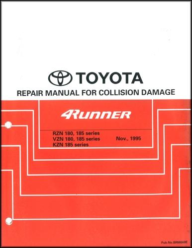 2002 4runner factory service manual