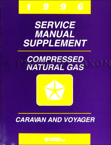 1996 dodge caravan voyager cng compressed natural gas. Black Bedroom Furniture Sets. Home Design Ideas