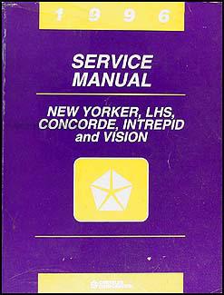 1996 vision  concorde  lhs  new yorker  intrepid repair 1999 Chrysler LHS 1997 Chrysler LHS