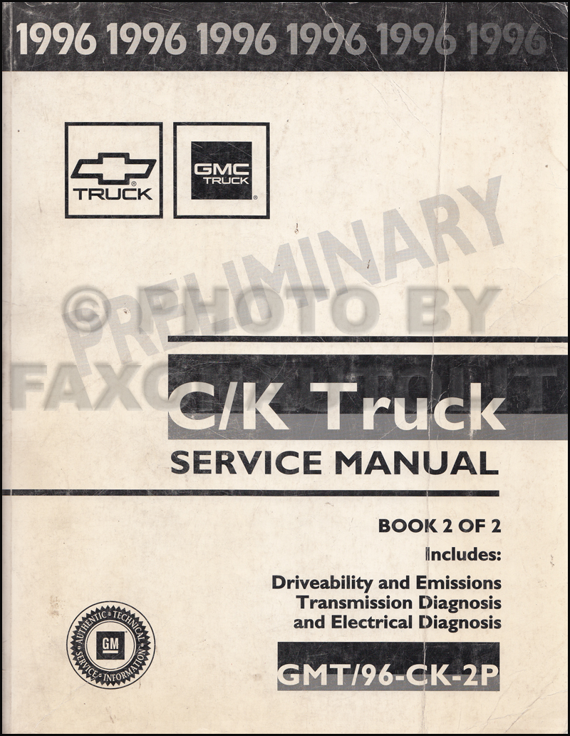 1998 Chevrolet Corvette Repair Manual Original 3 Volume Set