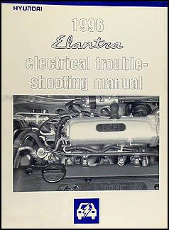 1996 hyundai elantra electrical troubleshooting manual original rh faxonautoliterature com hyundai elantra 1996 thru 2013 (haynes repair manual) hyundai elantra 1996 service manual