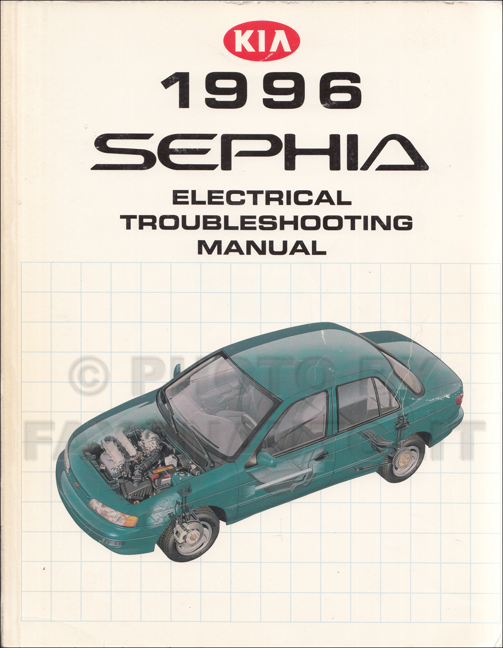 1996 Kia Sephia Engine Diagram Vacuum List Of Schematic Circuit Wiring Electrical Troubleshooting Routing Manual Rh Faxonautoliterature Com