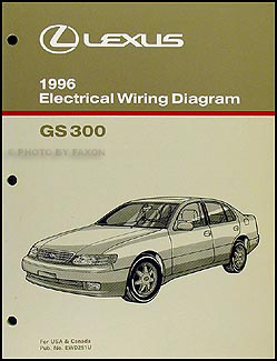 1996LexusGSWD 1996 lexus gs 300 wiring diagram manual original lexus gs 300 wiring diagram at gsmportal.co