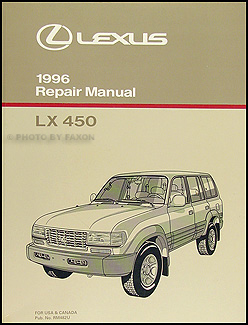 1996LexusLX450ORM 1996 lexus lx 450 wiring diagram manual original lx450 wiring diagram at reclaimingppi.co