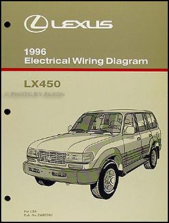 1996LexusLXWD 1996 lexus lx 450 wiring diagram manual original lx450 wiring diagram at reclaimingppi.co