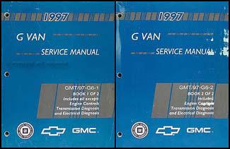 1997 express savana repair shop manual 2 volume set original rh faxonautoliterature com 2002 chevy express service manual 2002 chevy express service manual