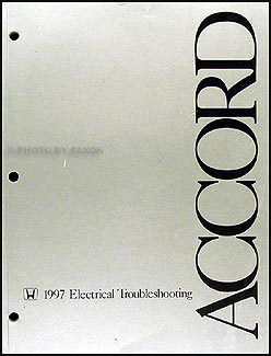 1997 honda accord electrical troubleshooting manual wiring ... honda accord wiring harness honda accord wiring problems #8