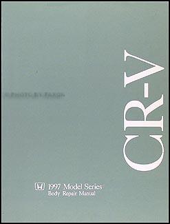 1997 2001 honda cr v body repair shop manual original rh faxonautoliterature com honda crv 2001 owners manual pdf honda crv 2001 owners manual pdf