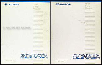 hyundai sonata 1997 руководство