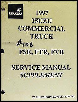 1997 fsr ftr fvr truck air brakes repair shop manual original 1997 fsr ftr fvr truck air brakes repair shop manual original supplement publicscrutiny Gallery