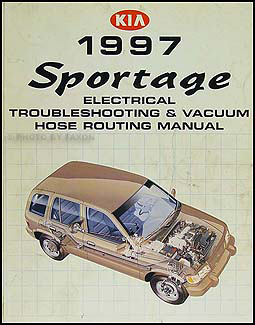 1997 kia sportage electrical troubleshooting vacuum routing manual rh faxonautoliterature com 1997 kia sportage repair manual 1997 kia sportage owners manual pdf