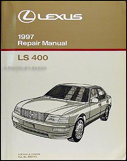 1997 lexus ls 400 repair shop manual original rh faxonautoliterature com ls400 repair manual ls400 repair manual