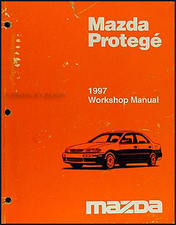 mazda 323 protege repair manual best setting instruction guide u2022 rh ourk9 co 2002 mazda protege repair manual 2002 Mazda 626 Blend Actuator Location