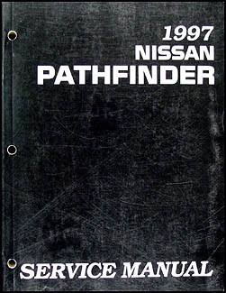 1997 nissan pathfinder repair shop manual original rh faxonautoliterature com 1997 nissan pickup repair manual 1997 nissan pathfinder repair manual pdf