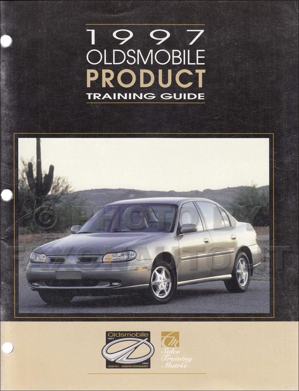 1997 Oldsmobile Sales Training Guide Original. 1966 Cadillac Body Repair  Manual Reprint